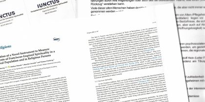 "Participation Survey on ""Franciscan Spirituality inspired Attitudes and Behaviors"""