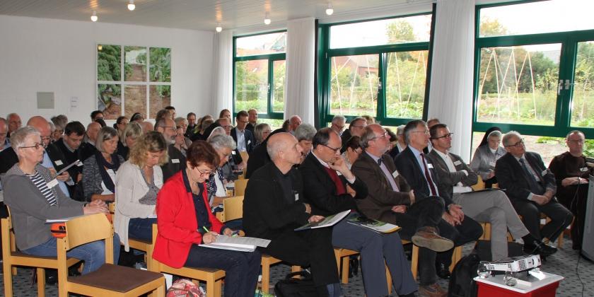 Geistliche Trockenheit  – Multidisziplinäres Symposium in Münster