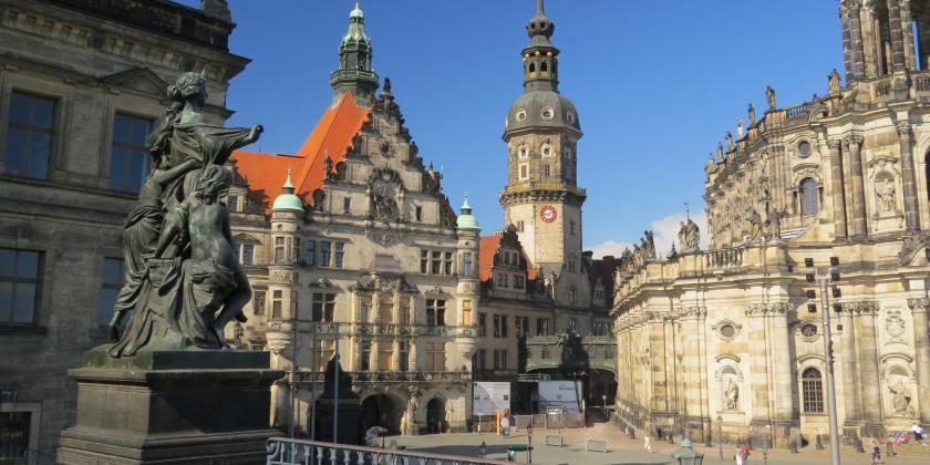 Fastenzeitreihe in Dresden eröffnet