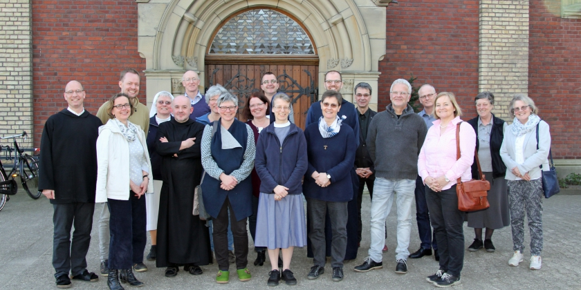 """Weiterbildung """"Spiritualität – Theologie und Praxis"""" gestartet"""