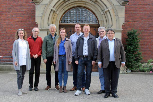 Leadership-Initiative Münster zu Gast im IUNCTUS